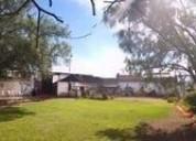 Casa como terreno av colon 1440007 m2