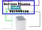 991668105 lavadoras mabe servicio tecnico en lima