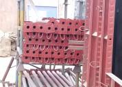 Venta y alquiler de paneles de encofrado metÁlico