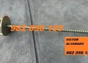 Oferta de espÁrragos  nuevos importados con tuerca
