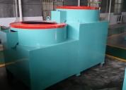 Granuladora 2 a 2.5 ton por hora, rotativa compost