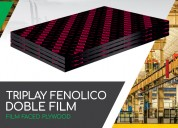 Triplay fenolico doble film18mm - 922526929
