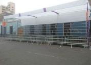 tribunas para eventos