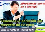 ReparaciÓn de computadoras y laptops trujillo