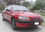 Vendo peugeot 306 xn hatchback  95  mecanico  1400