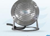 Reflector de acero inox. para piletas - 300w