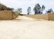 Gran terreno en trujillo - huanchaco - 67,000 m²