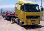 Servicios de carga y mudanzas