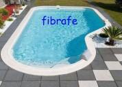 Piscinas de fibra de vidrio (prfv)
