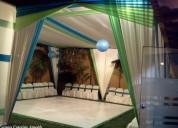 Pistas de baile mobiliario  ak eventos en surco