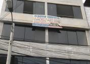 Alquilo edificio por pisos y/o por oficinas