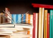Venta de  libros de toda clase al mejor precio