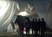 Mobiliario quinceaños bodas  en san miguel - lima