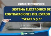 Curso de especializaciÓn seace v 3.0 2019 (nuevo)