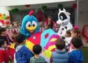 Fiestas Infantiles 910483816 América Kids, Mozos,S