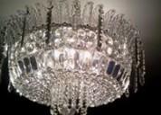 Limpieza de arañas de cristal  en miraflores –lima