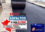 venta asfalto en caliente por m3 nivel nacional
