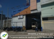 Terreno 400m2 - zona industrial, piura