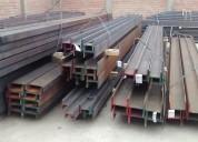 Benelux andina  vigas, bobinas y planchas de acero
