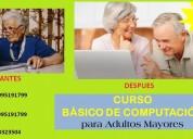 Computacion para adultos mayores