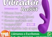 Sexshop en lince- vibrador rabbit