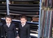 Alquiler de ternos para  niÑos desde la talla 0-16