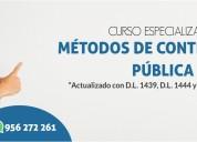 Curso mÉtodos de contrataciÓn pÚblica 2019