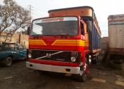 Camion volvo f7 doble eje