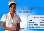 Servicios de  ( inyectables-sueros.fisioterapia )