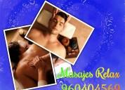 40. soles  masaje  relajante  atiemdo en lenceria