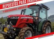 Repuestos tractores agrícolas en piura