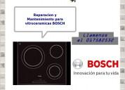 017582532 mantenimiento para cocinas bosch
