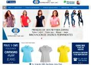 A&r hemisferio sur - ropa para mujeres – san borja