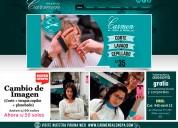 Carmen salÓn spa - deslumbra  tu belleza en sjl