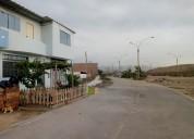 Venta de terreno 120 m2- los portales carabayllo