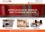 Fabricacion y repracion de muebles de melamina