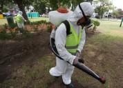 Liberate de las plagas,fumigaciones eko planeet
