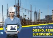 Diplomado de especialización en diseño residencia