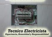 TÉcnico electricista con experiencia los olivos