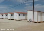 Habitaciones de madera multiplaca para vivienda