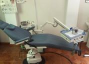 Sillon unidad dental s/. 500 negociable