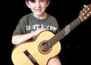 Profesor de guitarra clasica a domicilio