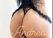 Andrea sexy masajista erotica en los olivos