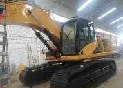 Oferta excavadora 329dlme caterpillar aÑo 2015 per