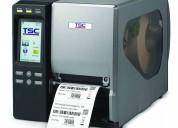 Impresora ttp-tsc2410mt semi-indusrial