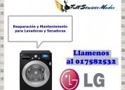 017582532 mantenimiento lavadoras lg en lima