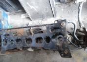 Vendo motor 1.4cc de  206 y tren posterior de peug
