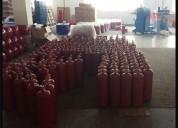 gabinetes 6 kilos extintores / 12 kilos