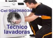 Reparaciones de lavadoras a domicilio huancayo