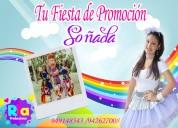 Show infantilpara fiestas de promoción en trujillo